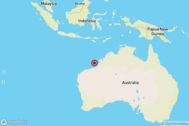Strong 6.6 quake hits off northwest Australia