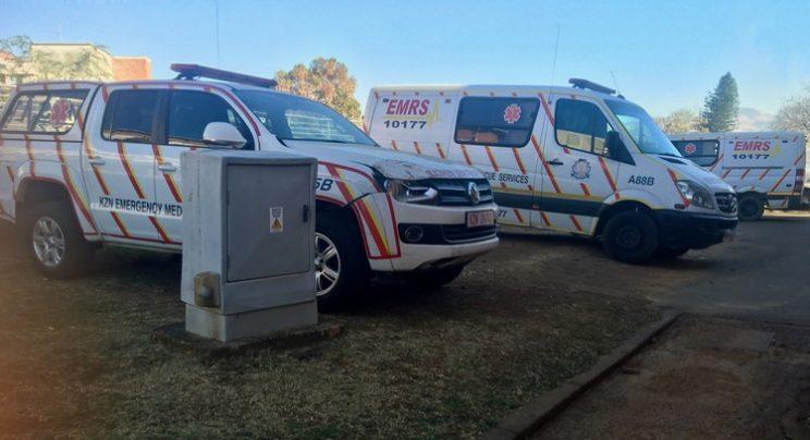 Ambulance crew held at gunpoint in Port Elizabeth