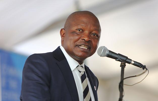 'Let's be decent and keep our mouths shut' about anti-gay laws – DD Mabuza
