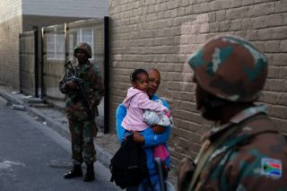 Western Cape govt aims to address issues in crime-ridden hotspots