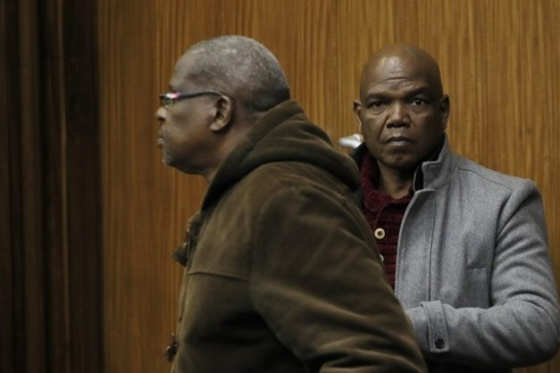 Ex-cop convicted with Richard Mdluli pleads for leniency