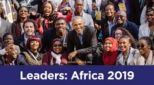 Obama Foundation opens 'Convening of Rising African Leaders' in Joburg