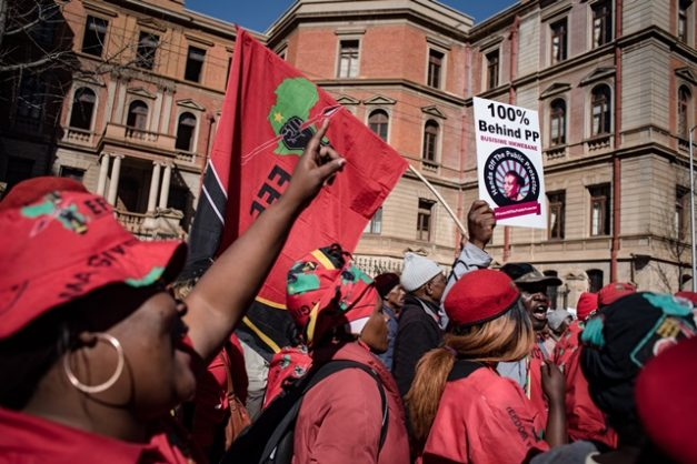 EFF throws shade at DA for not being able to stand united against ANC