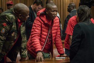 Malema files ConCourt papers in bid to reverse Mkhwebane interdicts