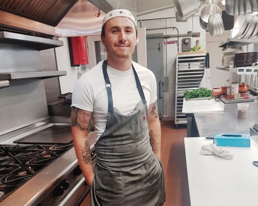 Young Edenvale chef makes a name for himself in USA