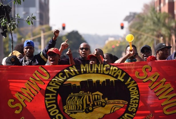Samwu calls on municipalities to pay July salary increases 'with interest'