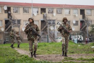 SANDF could be deployed to patrol the streets – reports - The Citizen
