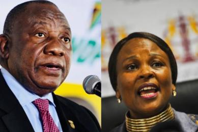 WATCH: ConCourt hears Mkhwebane's CR17 funding report appeal