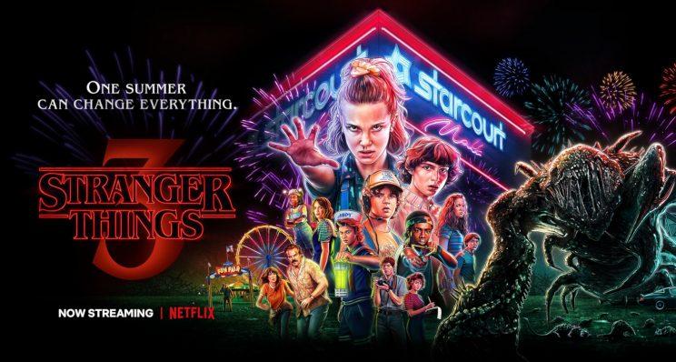 'Stranger Things' is breaking viewership records