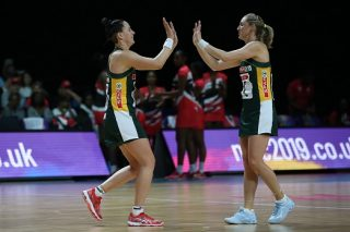 Winning start for Proteas at Netball World Cup
