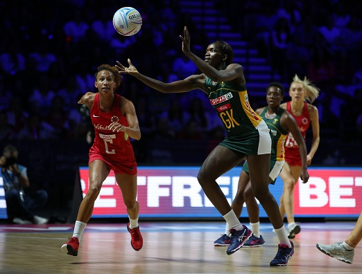 Admirable Proteas end fourth at Netball World Cup