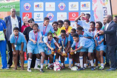 LaLiga and Cosafa partner to develop SA women's football
