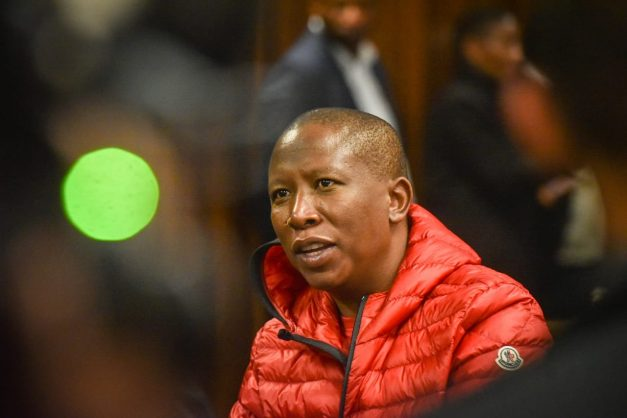 DA submits hate speech complaint against Malema