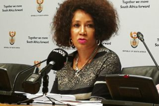Sisulu 'covering up' the appointments of Simelane and Shaik – DA - Citizen