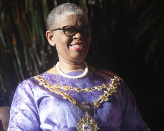 Axed mayor Zandile Gumede says she won't take her removal 'lying down'