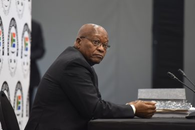 Zuma may have point with allegations against Zondo, says expert