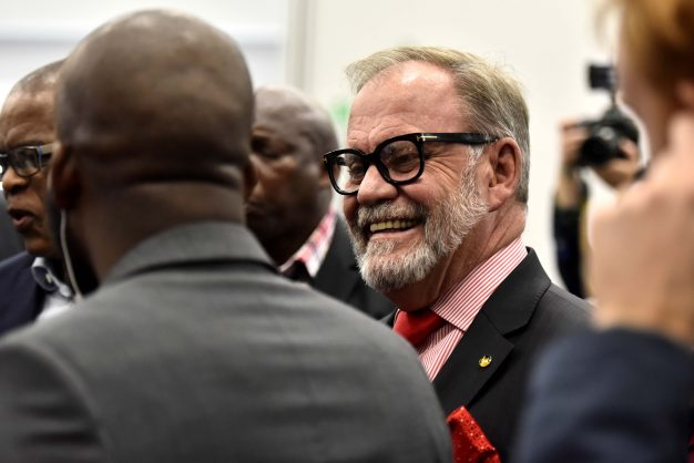 Carl Niehaus slams 'debaucherous' ANC for 'literally being prostituted'
