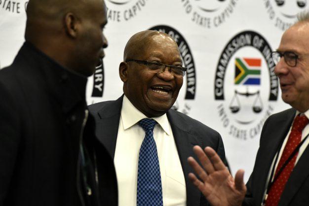 Of course we're friends, Zondo, Zuma insists