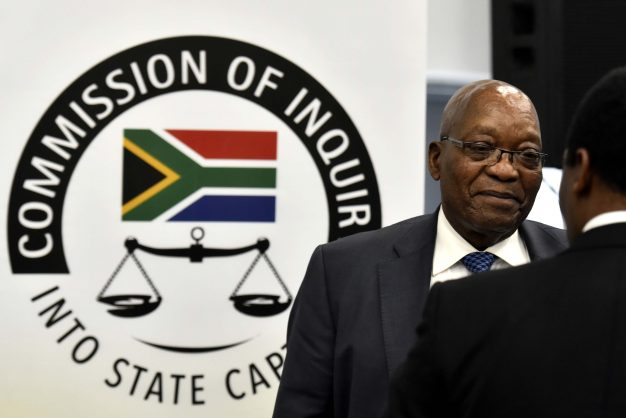 Redi Tlhabi applies to cross-examine Zuma at state capture commission