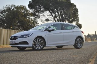 End of an era for the General Motors Opel Astra
