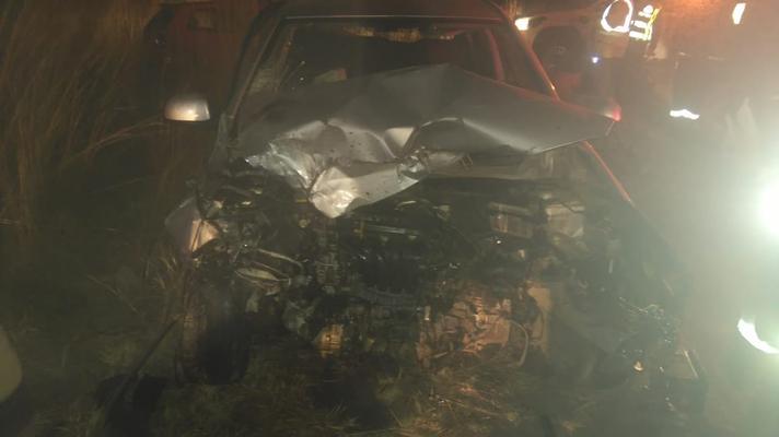Man dies, four other people injured in Ekurhuleni car crash
