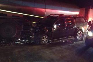 Seven people injured in KZN bakkie, truck crash