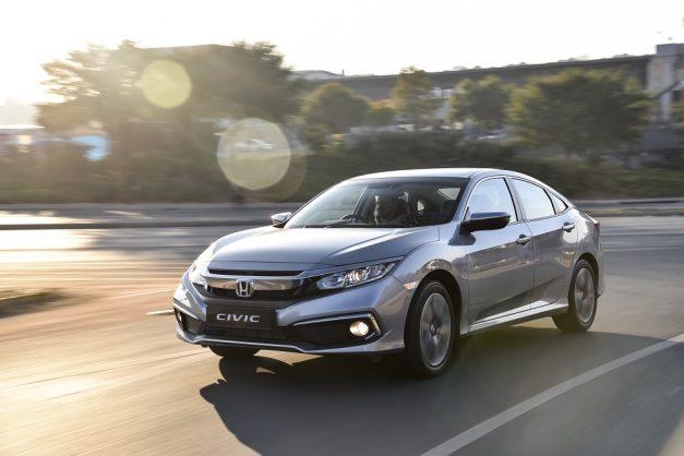 No fuss Honda Civic a solid commuter