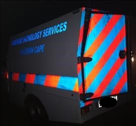 Hijacked mortuary vehicle recovered with corpse inside