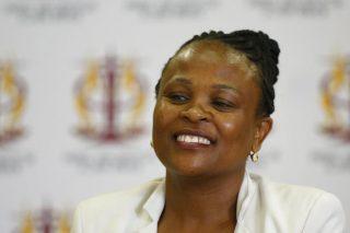 Busisiwe Mkhwebane to attend mass prayer meeting for her