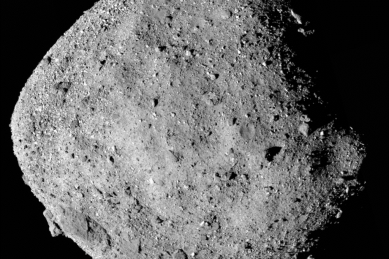 An asteroid just buzzed past Earth, and we barely noticed in time