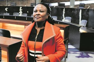 Bullying the public protector will create civil war – pro-Mkhwebane group