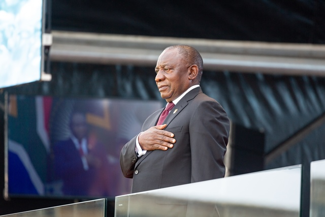 'We should not reject that which unites us' – Ramaphosa nixes call to remove Die Stem