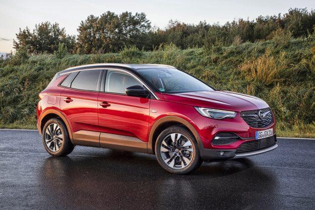 Opel upgrades Grandland X, introduces five year warranty