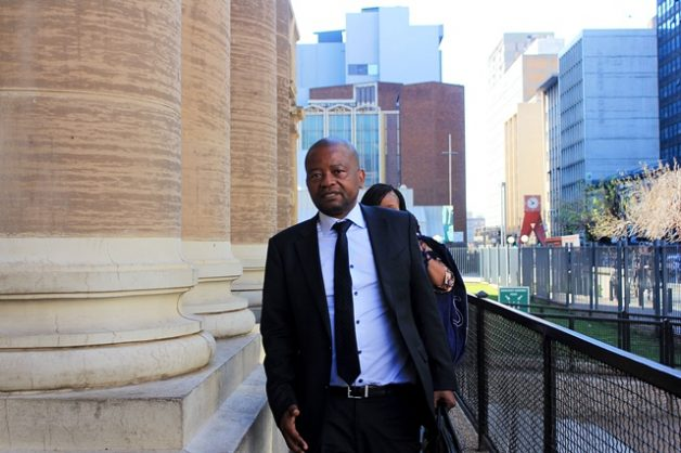 Former Old Mutual CEO Peter Moyo at the Johannesburg High Court, 19 July 2019. Picture: Dimpho Maja / African News Agency (ANA)