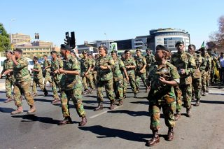 Military veterans back those Zuma accused of spying
