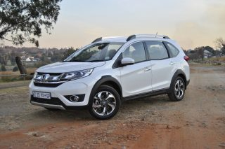 Honda BR-V: One to consider if size counts