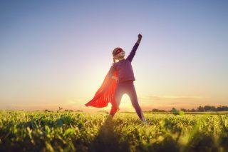Raising sugar free superheroes