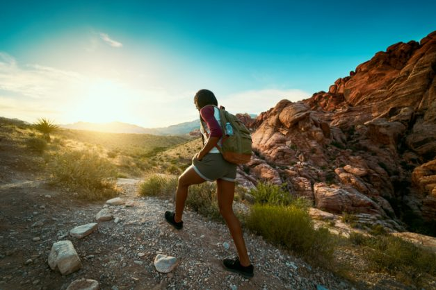 First all-women team tackles SA's 9 Peaks Challenge