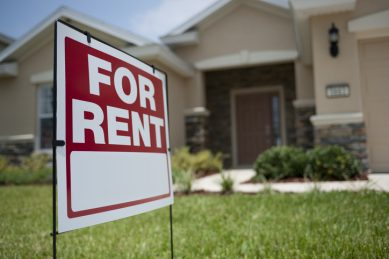A third of residential tenants won't pay full rent this year