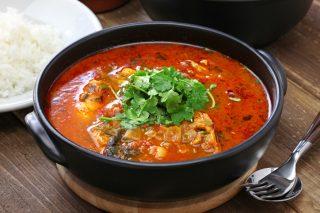 Recipe: Spicy pilchard stew