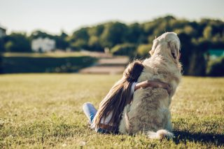 Don't hug that dog! And other things kids should know