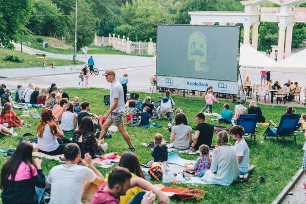Open air cinema. Picture: iStock