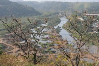 Illegal sand mining in KZN continues to destroy Illovo River