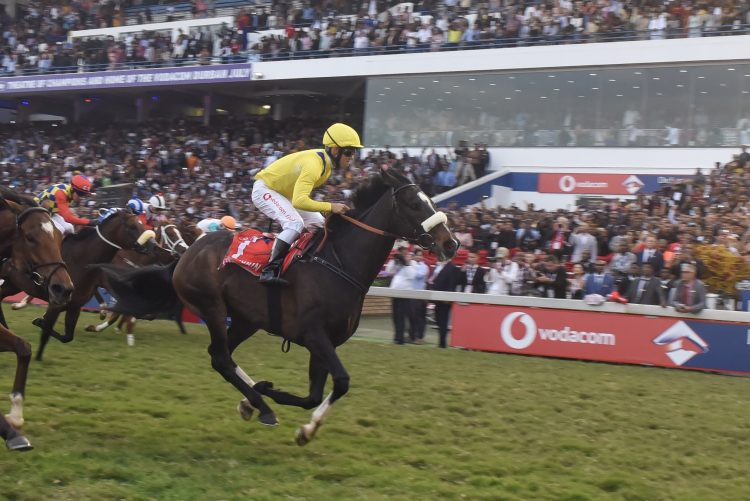 Do It Again wins Durban July for second year running