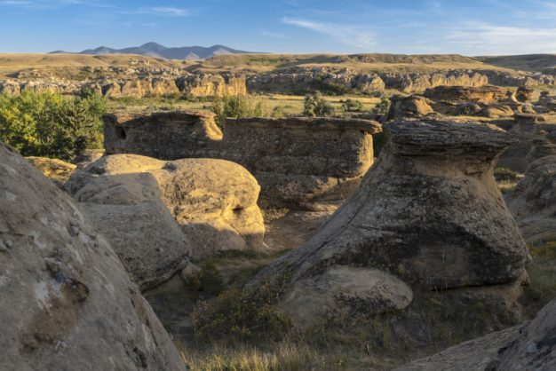 Writing-on-Stone Provincial Park in Alberta, Canada. Picture: iStock