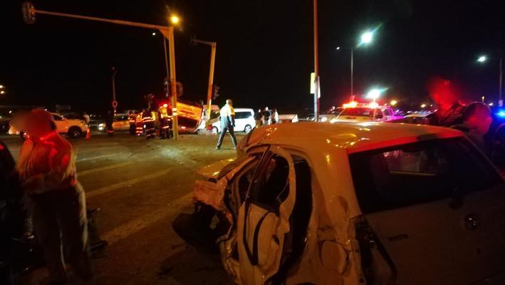 Four die in Krugersdorp crash