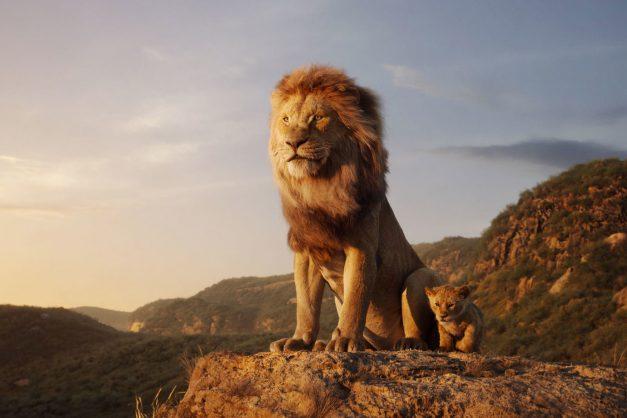 The Lion King. Photo: Walt Disney Pictures