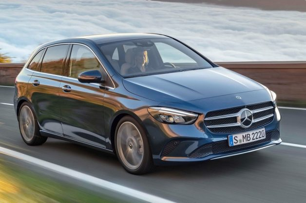 Mercedes-Benz discreetly puts sticker price on new B-Class