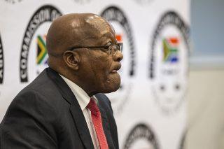 'Smoke and mirrors show,' says DA's Mazzone of Zuma's testimony