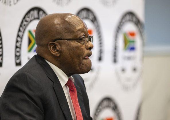 Ramaphosa, Mantashe were protecting Zuma with their lives, says Dennis Bloem